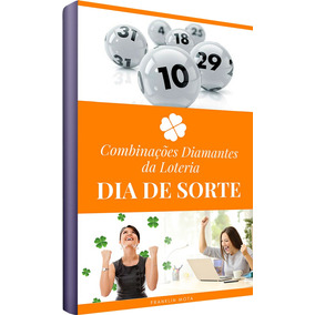 E-book Combinações Diamantes Da Loteria Dia De Sorte