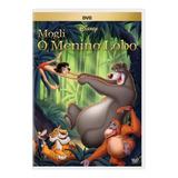 Dvd Mogli O Menino Lobo - Disney Original Lacrado