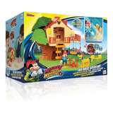 Disney Mickey Clubhouse Casa Arbol Fig C/acc Int 181892