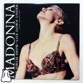 Ld Madonna The Girlie Show Live Down Under Laser Disc Import