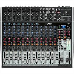 Mesa De Som E Mixer Usb Xenyx X2222usb Behringer Bivolt