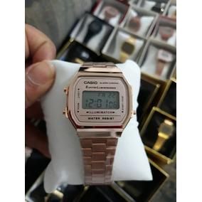 Reloj Casio Rose Gold