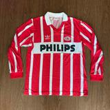Camisa Psv Eindhoven Holanda adidas Antiga Da Era Romário 88a2820ea9579