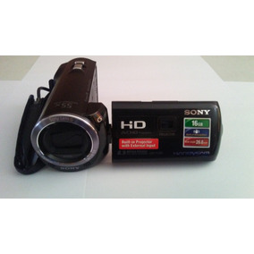 Filmadora Digital Sony Handycam Hdr-pj380 16gb/ 8.9 Megapixe