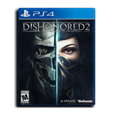 Dishonored 2 Ps4 Disponible Oferta