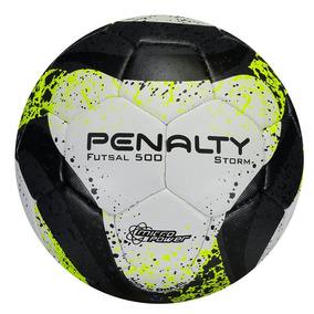 c46368800c Bola Penalty Storm Vii Futsal Branca