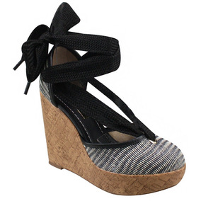 8b8edca273 Lojas Polyelle Calcado Anabela Moleca - Sapatos no Mercado Livre Brasil