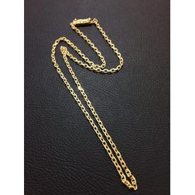 dcca276618b Corrente Cartier Folheada A Ouro Com Fecho Gaveta - Joias e ...