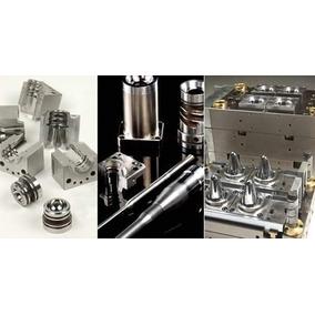Moldes Para Inyección,prensado,soplado,troquel,mantenimiento