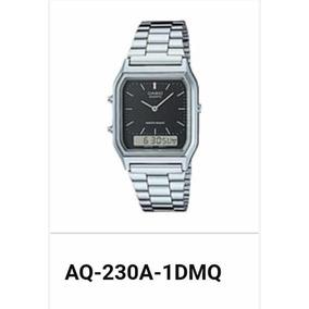 7aab7a65daa Relogio Casio Aq 230a 1d - Relógios De Pulso no Mercado Livre Brasil