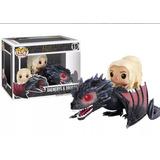 Funko Pop Daenerys Targaryen Y Drogon