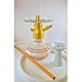 Narguilé Triton Zip (alali Dragon )vaso Shisha Glass + Brind