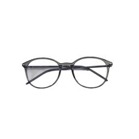 0e7cd9904cd98 Oculos Redondo Grau Outras Marcas - Óculos Armações Cinza escuro no ...