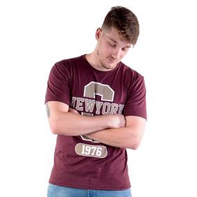 Vinho New Age - Camisetas e Blusas no Mercado Livre Brasil 4ba861f14c5