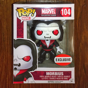Funko Pop! Marvel Morbius Exclusive #104