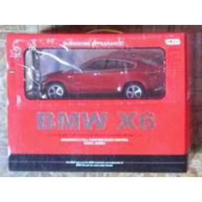 Carro A Control Remoto Bmw X6