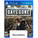 Days Gone Ps4 Digital