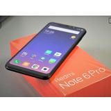 Xiaomi Note 6 Pro 64gb 4gb Ram + Pelicula De Brinde
