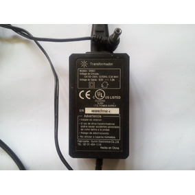 Transformador Adaptador Ac A Dc Cargador De 9 V 0.1a