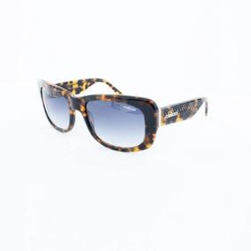 Óculos De Sol Fórum Feminino Marrom Demi Com Azul - Óculos no ... 5fda09d690