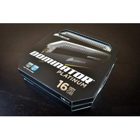 Memoria Ram Corsair Dominator Platinum 16gb Ddr3 1600mhz