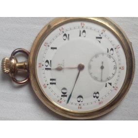 3c3f38a4785 Relogio Omega Bolso Ouro Antigo - Relógios no Mercado Livre Brasil