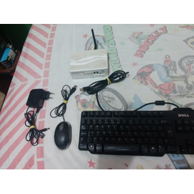 Mini Computador Artigo Hd 160 Gb E 2 Gb De Memoria Completo