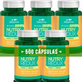 Kit Remedio Natural Para Emagrecer Rapido - 500 Capsulas