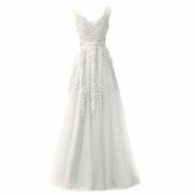 Vestido De Noiva Princesa Jadors Com Renda Pérolas Promoção