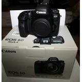 Cámara Digital Slr Canon Eos 6d Marca Ii