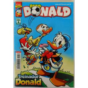 Pato Donald Nº 2381 Ano 2010 Treinador Donald Editora Abril
