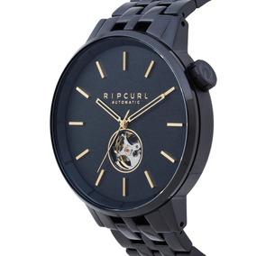 3f09d43b5ac Relógio Rip Curl Detroit Automático Gold - Relógios no Mercado Livre ...