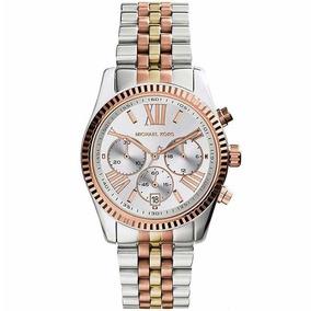 530f29c3cfc Relógio Michael Kors Lexington Mk5735 - Relógios no Mercado Livre Brasil