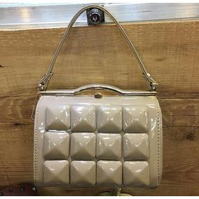 4671da2f89fe5 Bolsa Feminina Baú Mini Bag Inspired Grandes Marcas