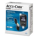 Accu-chek Guide Kit Monitor De Glicemia