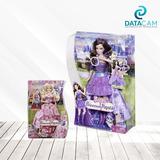 Muñeca Barbie Princesa Estrella Pop Canta 2 Vestidos Peinado