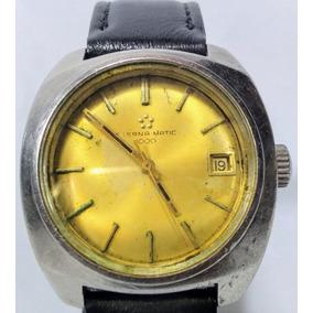 c2d5deaf386 Relogio Eterna Matic Automatico Em - Relógios no Mercado Livre Brasil