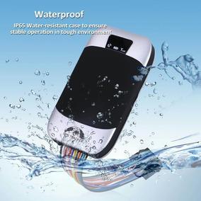 Gps Tracker Coban Homologado Tk 303f Carro Motos Prueba Agua