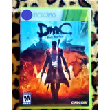 Xbox 360 Devil May Cry Dmc 5