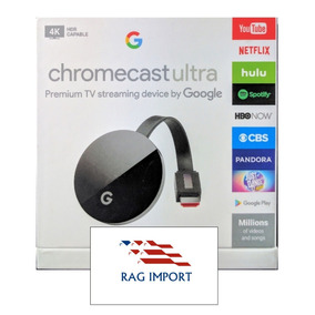 Google Chromecast Ultra 4k / Video En 4k / Mercado Pago