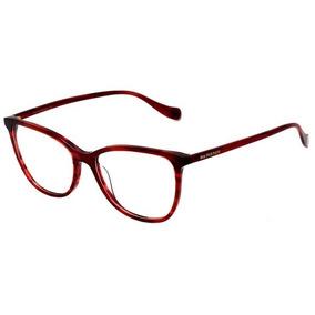 ae3f46ccbea68 Armacao Oculos Ana Hickmann Vermelho - Óculos no Mercado Livre Brasil