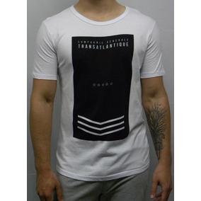 Camiseta Hering Com Estampa Grande - Cód. 2589 c bcb8c63999444