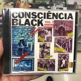 Coletanea Consciencia Black Vol I (1988) Rap Nacional Lacrad