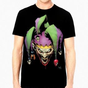 Playera Joker Death Of The Family Greg Capullo  240 2e75a44c849