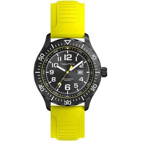 Relógio Nautica Nsr 105 Nad13527g
