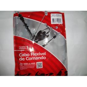 Cabo Acelerador Completo Dt 180n 90/91 - Controlflex