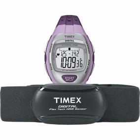 Reloj Timex Zone Trainer Vlt/purp