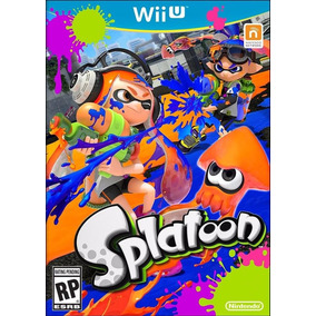 Splatoon - Produto Digital - Jogos Wii U - Pronta Entrega