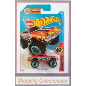 Hot Wheels Olds 442 W-30 2016 Vermelho