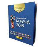 Álbum Panini Tapa Dura Official Rusia 2018